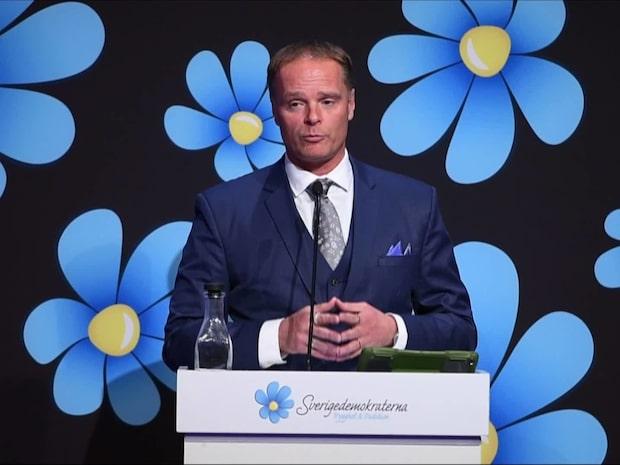 SD-toppen Stefan Jakobsson drar tillbaka kandidaturen