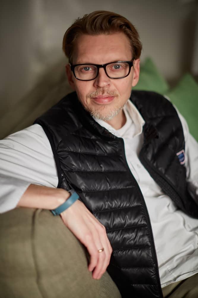 Per-Arne Sandegren, analyschef vid Svensk Mäklarstatistik Foto: Pressbild/Lars Ekdahl