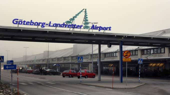 Landvetters flygplats. Foto: Jan Wiriden