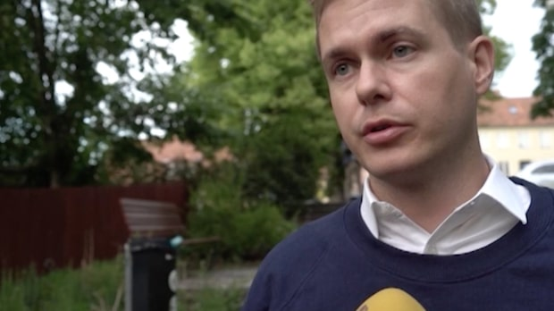 """Gustav Fridolin: """"Jag är orolig för hotet från nazism"""""""