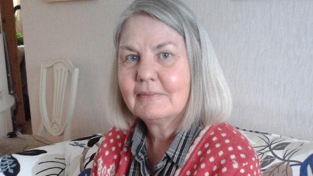 Eva stampades till döds i barndomshemmet