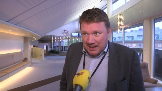 """SD rusar i ny demoskopmätning: """"Riktig smäll för Kristersson"""""""