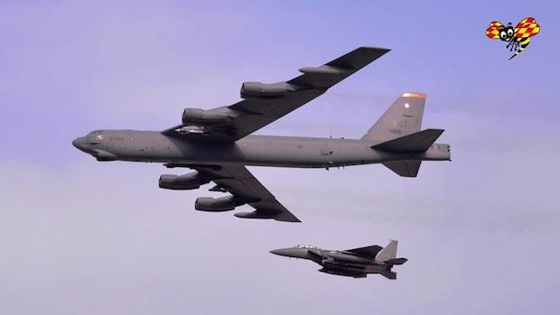 USA baserar bombplan i Europa