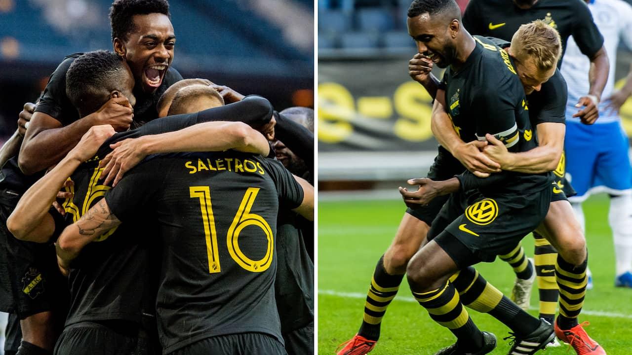 AIK Champions League-kval: AIK vidare efter seger mot Ararat Armenia