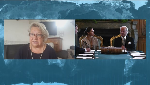 Karin Lennmor kommenterar prinsnamnet