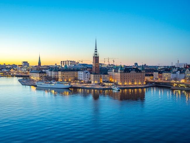 Den nya takterrassen kommer att ha utsikt över hela Stockholm.