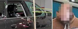 35-åring döms för skott mot barn med automatvapen