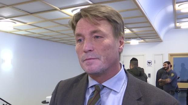 """Bodström får toppjobb i Fifa: """"Otroligt roligt"""""""