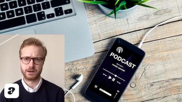 """Norden-chef på Acast: """"Fler som lyssnar på podcast"""""""