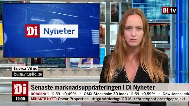 Di Nyheter: Ework flaggar för svagare marknad