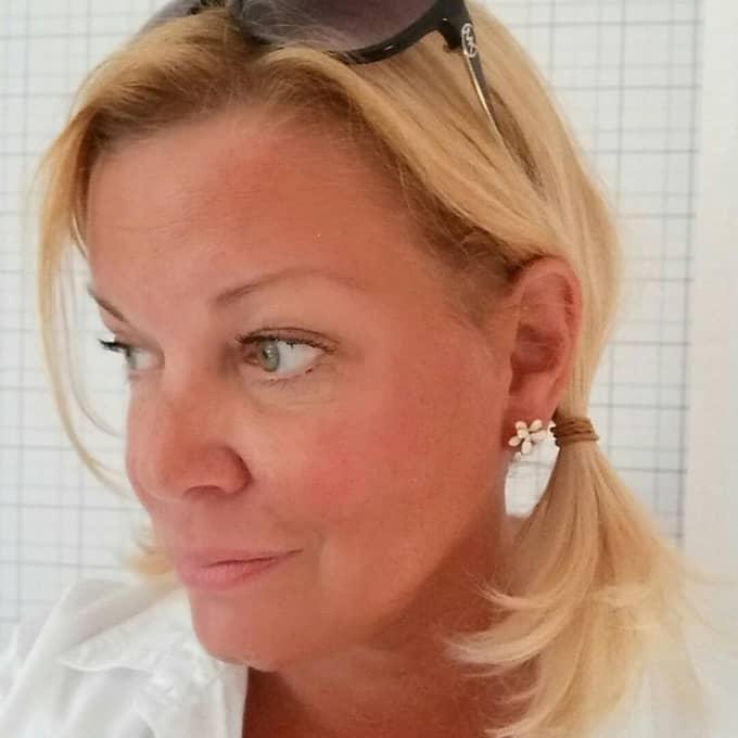 Katarina Arnold, 53, fick sina fördomar motbevisade. Foto: Privat