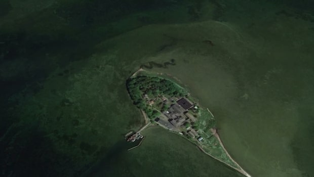 """Invånarna oroliga för dömda på """"Alcatraz-ön"""""""