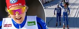 Stina Nilsson tar  första SM-guldet