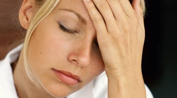 onormal trötthet och yrsel
