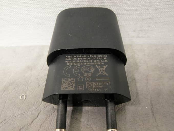 CDON.com sålde en livsfarlig piratkopierad laddare. Den kan börja brinna eller ge dig elchocker. Foto: Elsäkerhetsverket