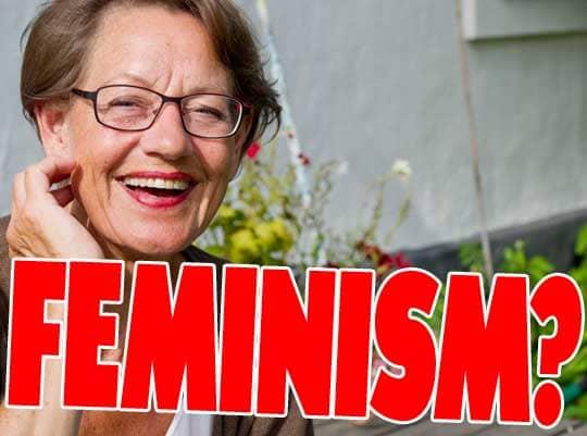 Sätter dagordningen. Gudrun Schyman och Feministiskt Initiativ har satt dagordningen för hur feminism ska diskuteras i den kommande vlarörelsen, enligt Therese Boström.