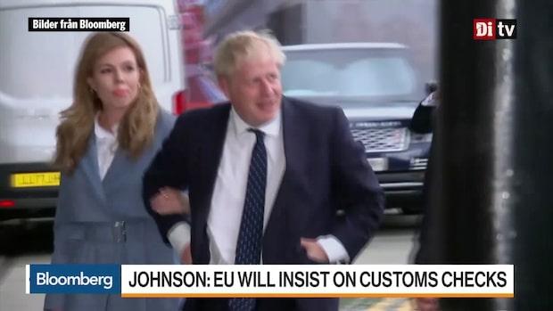 Världens Affärer: Boris Johnson väntas presentera ny utträdesplan