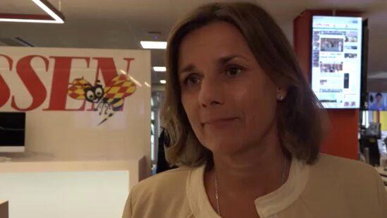 """Isabella Lövin: """"Ebba Busch Thor kom med alla möjliga anklagelser"""""""