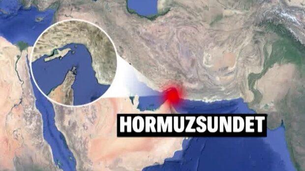 Storbritanniens drag: Skickar krigsfartyg till Hormuzsundet