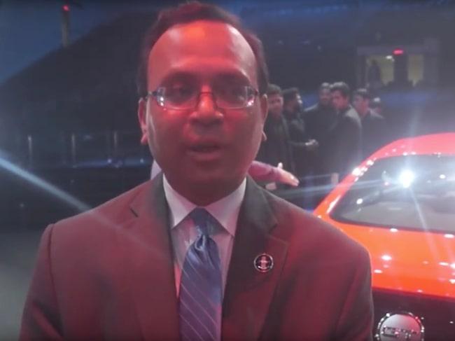 Patel har arbetat på Ford i nästan tio år.