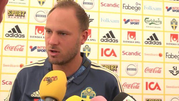 """Granqvist: """"Tyskland kommer ha mycket boll"""""""