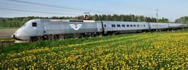 Sveriges vackraste tågsträcka korad