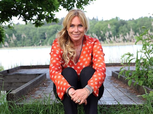 """16 år. Så länge har Anne Lundberg varit programledare på """"Antikrundan""""."""