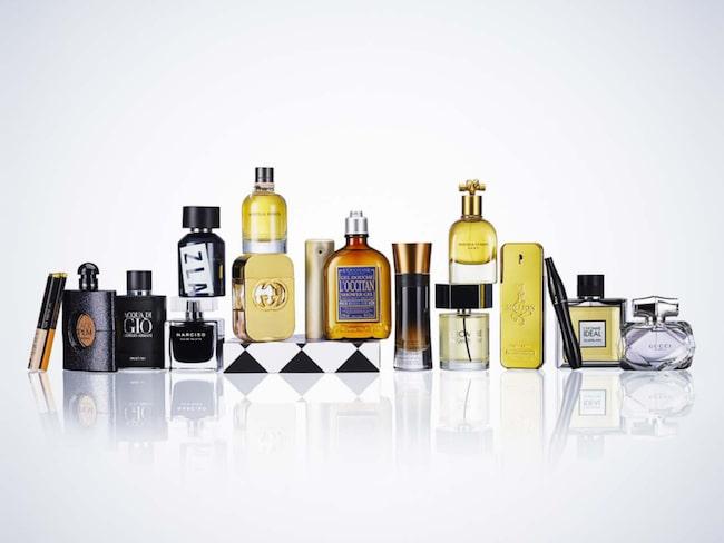 parfym billigare än taxfree