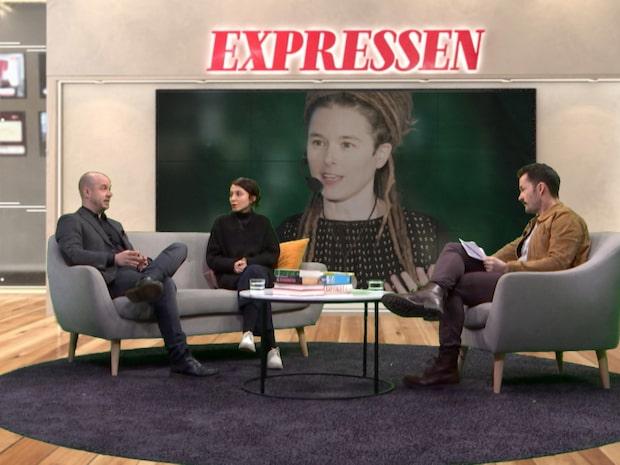 """Kultur-Expressen: """"MP är en auktoritär vindflöjel"""""""