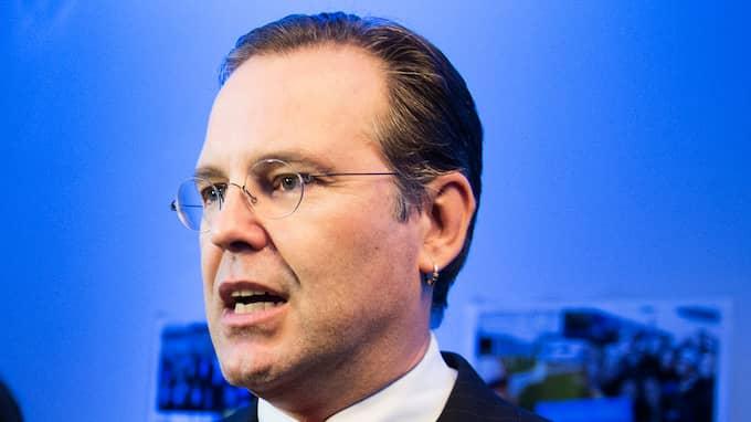 Anders Borg startade sitt företag i samband med att han lämnade politiken 2014. Foto: ANNA-KARIN NILSSON / ANNA-KARIN NILSSON EXPRESSEN