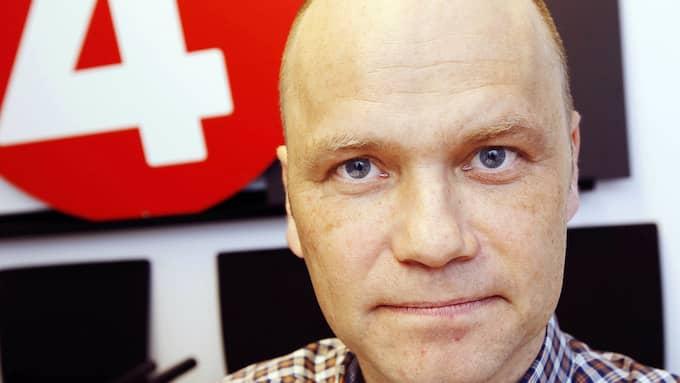 Casten Almqvist, vd för TV4 och Bonnier Broadcasting. Foto: CORNELIA NORDSTRÖM