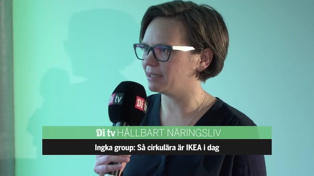 Cirkularitet kritiskt för IKEA:s framgång