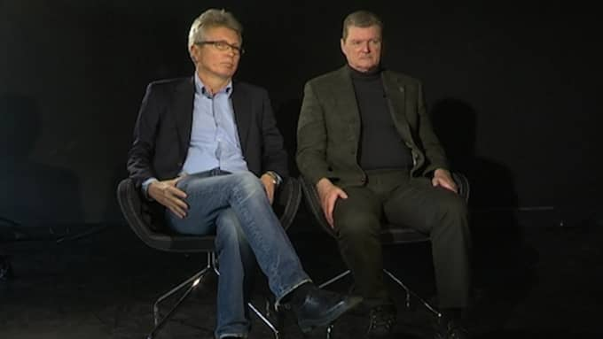 Jan-Henrik Barrling och Walter Kegö var med i Säpos Palme-grupp. Nu vill de befrias från sin tystnadsplikt för att kunna förhöras av utredare.