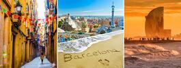 Barcelona – 12 tips för din weekendresa