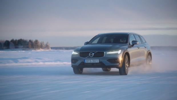 Vi testar: Volvo V60 CC