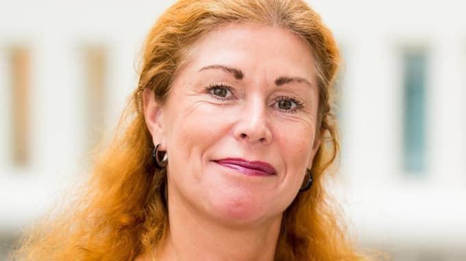 Katharina von Sydow, vice ordförande i Polisförbundet Väst.
