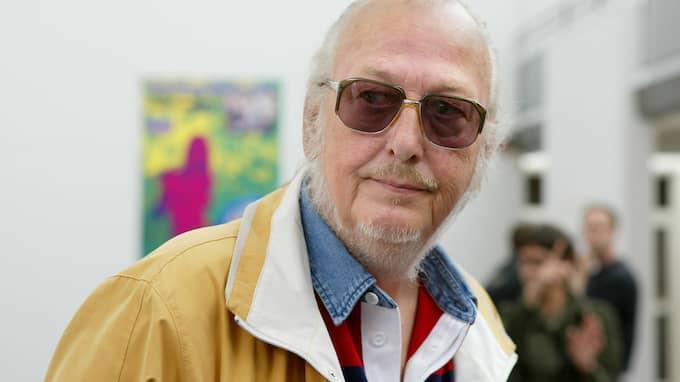 Sture Johannesson, grafisk konstnär, är död. Foto: DRAGO PRVULOVIC / SCANPIX / CODE 70045 DRAGO PRVULOVIC / MALMÖBILD