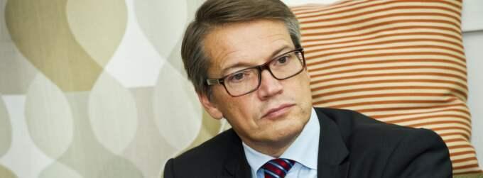 Göran Hägglund anser att föräldrarna ska ta större ansvar. Foto: Christian Örnberg