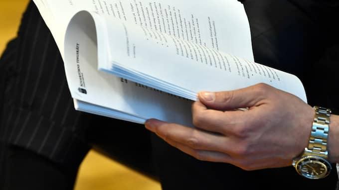 Samtliga åtalade frias från anklagelserna om den uppmärksammade misstänkta gruppvåldtäkten i Fittja. Foto: CLAUDIO BRESCIANI/TT / TT NYHETSBYRÅN