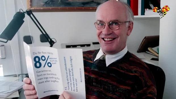 """Skattexperten om miljardärens stiftelser: """"Bara bankkonton"""""""