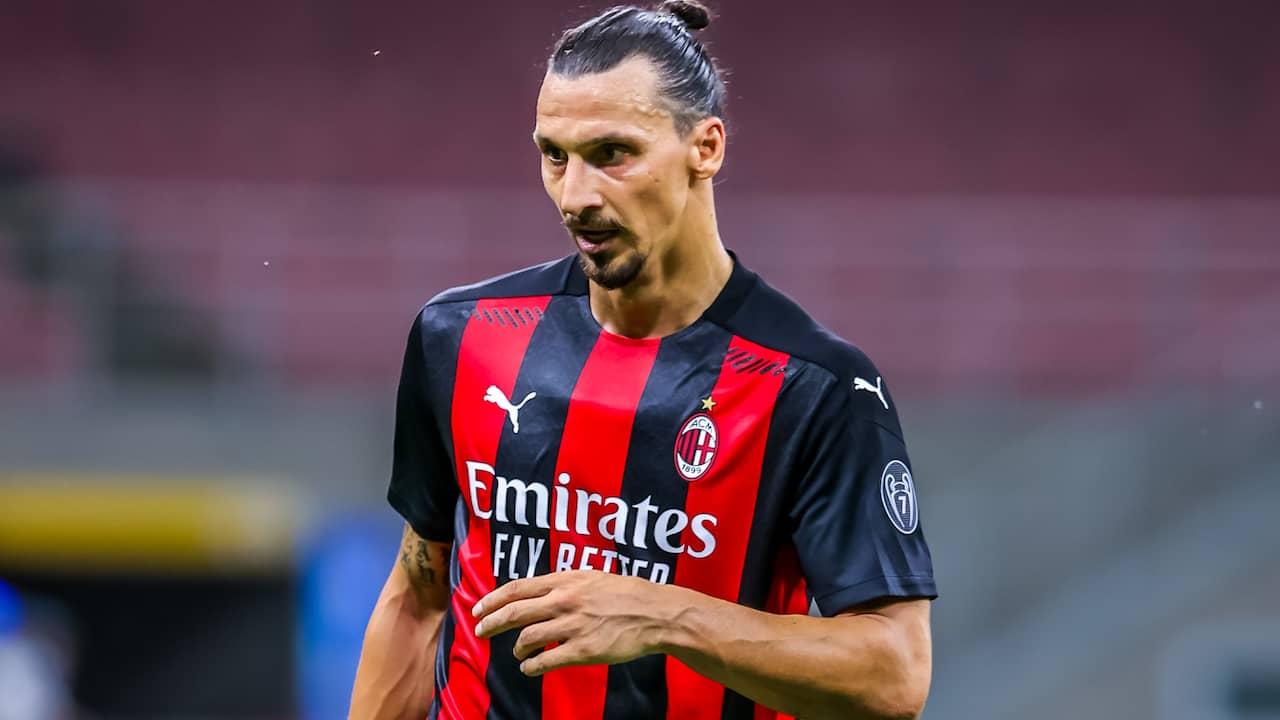 Zlatan förlänger med AC Milan - och byter tröjnummer: Stjärnans besked på sociala medier