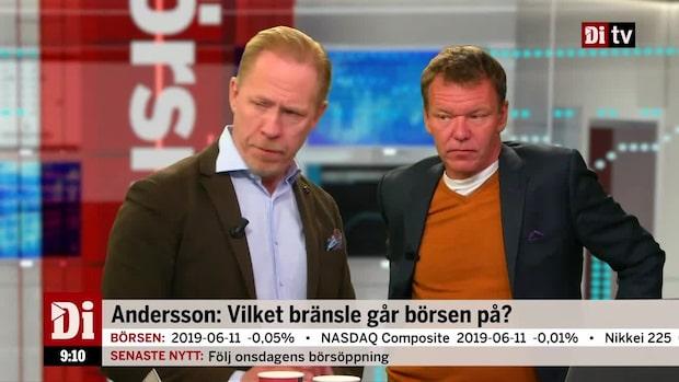 """Spiltans Pär Andersson undrar vad som driver börsen: """"Oroväckande"""""""