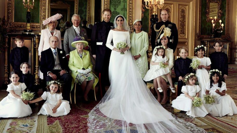 I lördags sa prins Harry och Meghan Markle ja till