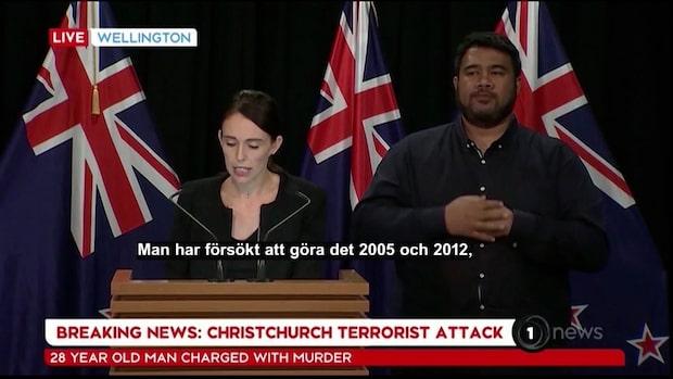 Terrordådet i Nya Zeeland – detta har hänt
