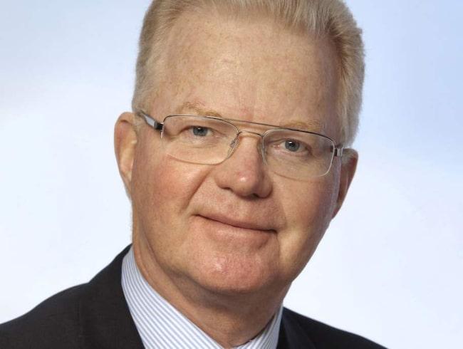 MÄKTIG FINANSMAN. Fredrik Lundberg tog över fastighetskoncernen Lundbergs efter sin pappa Lars Erik Lundberg.