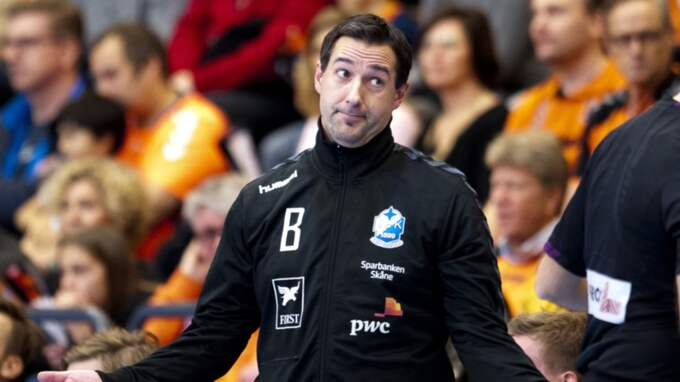 Målvaktsikonen Jesper Larsson blir ny sportchef i IFK Kristianstad. Han är just nu assisterande tränare och målvaktstränare i klubben. Foto: Avdo Bilkanovic