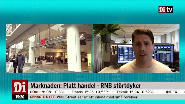 """RNB vinstvarnar - H&M lämnar rapport på torsdag: """"Två helt olika spelare"""""""