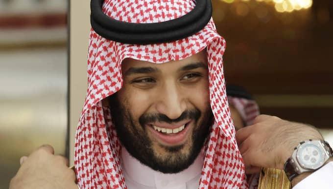 Prins Mohammed bin Salman. Foto: Hassan Ammar