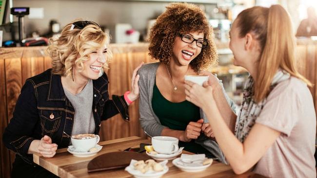 För mycket kaffe och inget koffeinfritt alternativ, det är svenskar det.