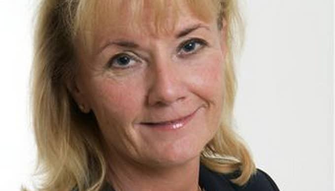 Elisabet Fura, domare i Europadomstolen för mänskliga rättigheter.